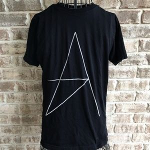 Altamont Decade Icon Tee Shirt Black